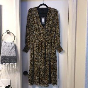 Who What Wear leopard dress - NWT!